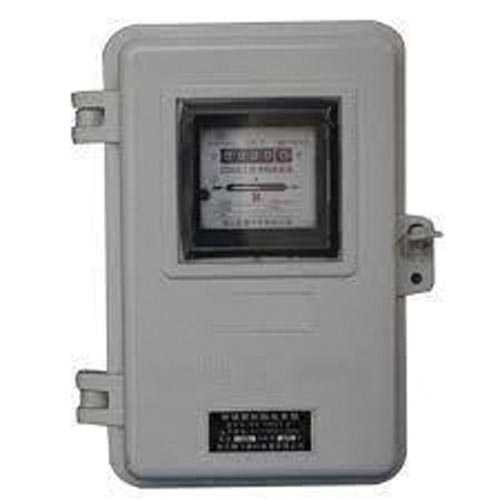 Multifunction Meter Front View : Frustrated about electricity bill