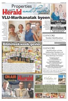Rustenburg Herald properties