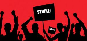 STRIKE WILL BE 'HEART-BREAKING'