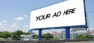MUNICIPALITY SETS SIGHTS ON ILLEGAL ADVERTISING