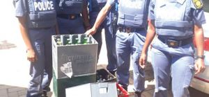 SAFER FESTIVE SEASON OPERATIONS IN BOITEKONG