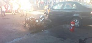 Accident claims 36 year old motorcyclist