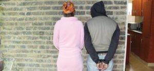 COUPLE IN COURT FOR DRUGS