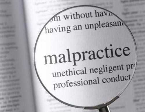 the problem of malpractice insurance