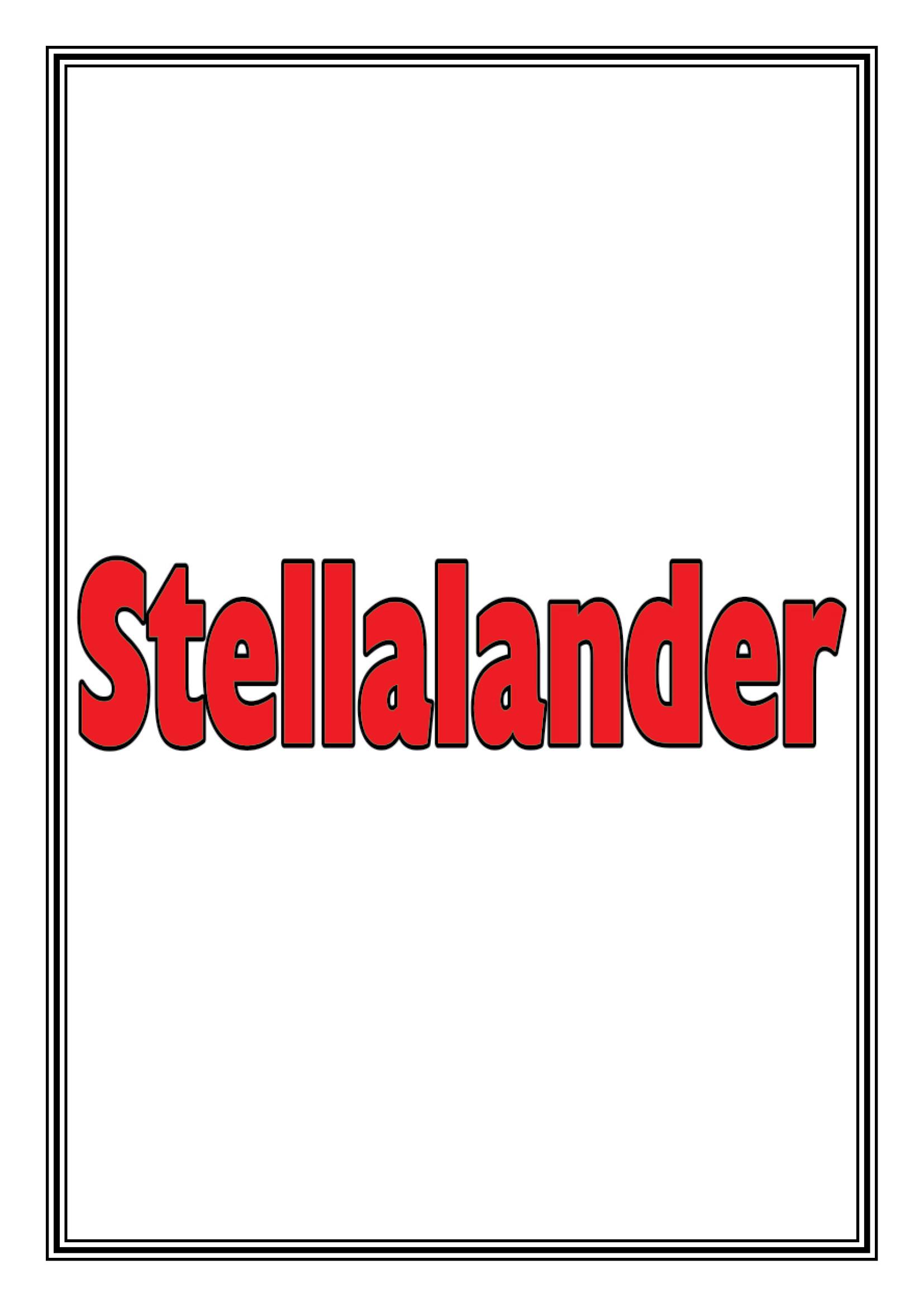Stellalander