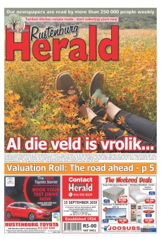 Rustenburg Herald main body