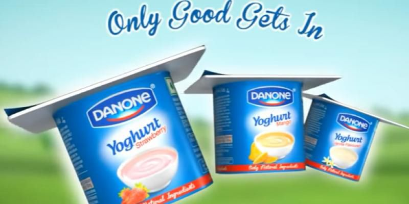 Danone Web Add