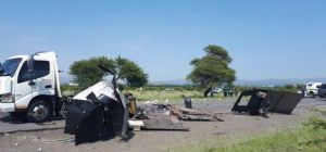 CASH-IN-TRANSIT HEIST LEAVES ONE INJURED