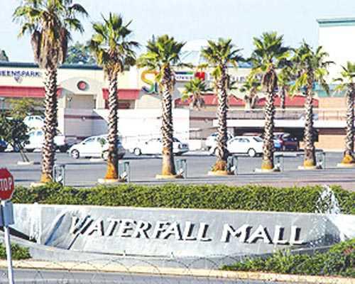 Attempted Hi Jacking At Waterfall Mall