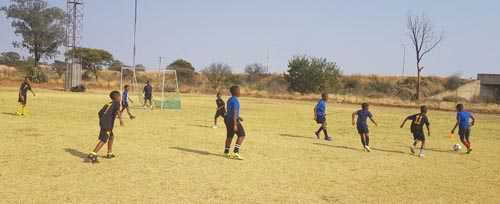 Noah's Ark victorious in soccer match